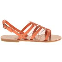 Schoenen Dames Sandalen / Open schoenen Cassis Côte d'Azur Hanako Orange Oranje