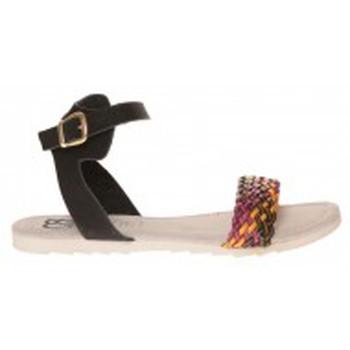 Schoenen Dames Sandalen / Open schoenen Cassis Côte d'Azur Sandales Jerk Noir Zwart