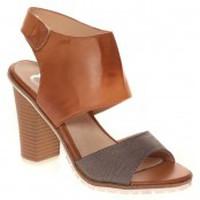 Schoenen Dames Sandalen / Open schoenen Cassis Côte d'Azur Escarpins Nacido Bruin