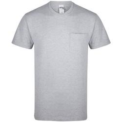 Textiel T-shirts korte mouwen Gildan GD019 Sportgrijs