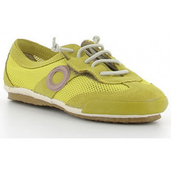 Schoenen Meisjes Lage sneakers Aro JOANETA PETIT 93350 amarillo jaune
