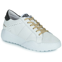 Schoenen Dames Lage sneakers Semerdjian KYLE Wit / Beige / Zwart
