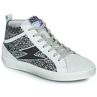 Schoenen Dames Hoge sneakers Semerdjian ALFA Beige / Zwart