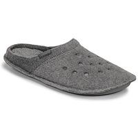 Schoenen Sloffen Crocs CLASSIC SLIPPER Grijs