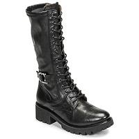 Schoenen Dames Hoge laarzen NeroGiardini CRESSONO Zwart