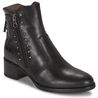Schoenen Dames Enkellaarzen NeroGiardini ENDIVO Zwart