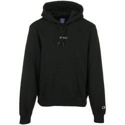 Textiel Heren Sweaters / Sweatshirts Champion Hooded Sweatshirt Zwart