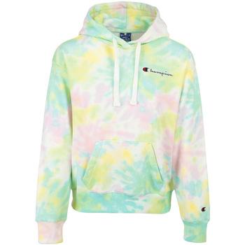 Textiel Dames Sweaters / Sweatshirts Champion Hooded Sweatshirt Wn's Roze