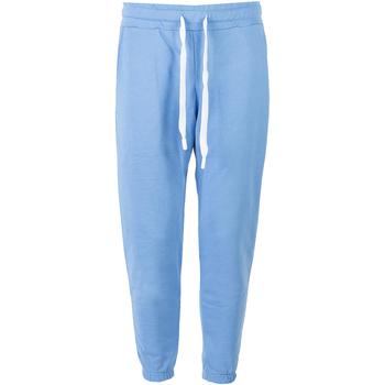 Textiel Heren Trainingsbroeken Xagon Man  Blauw