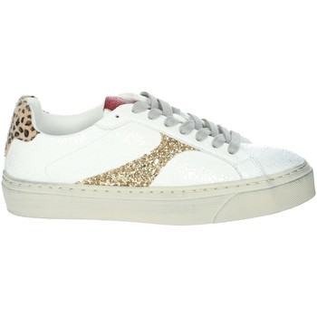 Schoenen Dames Lage sneakers Gold & Gold GB51 White