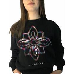 Textiel Dames Sweaters / Sweatshirts Richmond Sport UWP21078FE Black