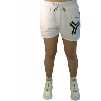 Textiel Dames Korte broeken / Bermuda's Richmond Sport UWP21024SH White