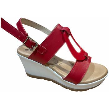 Schoenen Dames Sandalen / Open schoenen Susimoda SUSI2021ros rosso