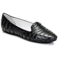 Schoenen Dames Mocassins Roberto Cavalli TPS648 Zwart