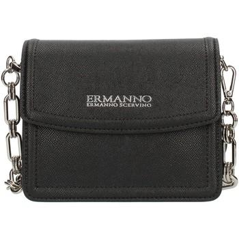 Tassen Dames Schoudertassen met riem Ermanno Scervino 12401152 Black