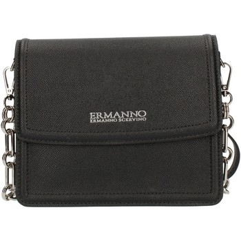 Tassen Dames Schoudertassen met riem Ermanno Scervino 12401151 Black