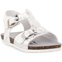 Schoenen Jongens Sandalen / Open schoenen Gold Star BIANCO Bianco