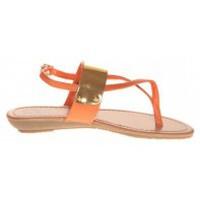 Schoenen Dames Sandalen / Open schoenen Cassis Côte d'Azur Takwa Orange Oranje