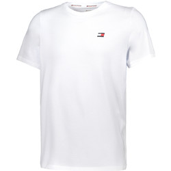 Textiel Heren T-shirts & Polo's Tommy Hilfiger S20S200074 Wit