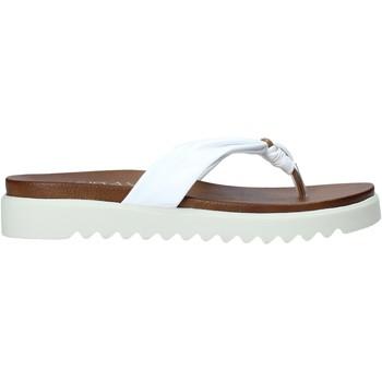 Schoenen Dames Sandalen / Open schoenen Jeiday 1277-13318 Wit
