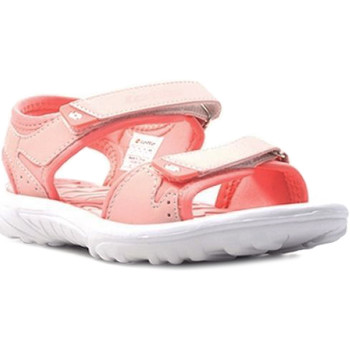 Schoenen Kinderen Sandalen / Open schoenen Lotto L55098 Roze