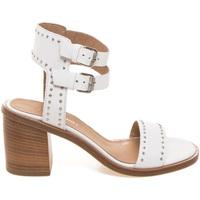 Schoenen Dames Sandalen / Open schoenen Janet&Janet 43603 Wit