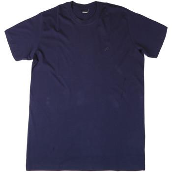 Textiel Heren T-shirts & Polo's Key Up 2M915 0001 Blauw