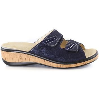 Schoenen Dames Sandalen / Open schoenen Susimoda 1901P Blauw