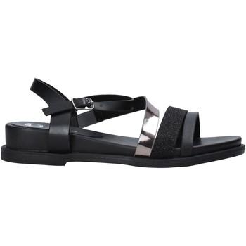 Schoenen Dames Sandalen / Open schoenen Onyx S20-SOX715 Zwart