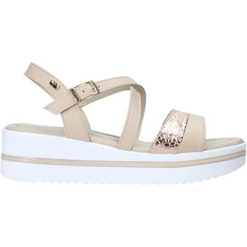 Schoenen Dames Sandalen / Open schoenen Valleverde 32320 Beige