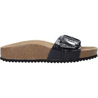 Schoenen Dames Sandalen / Open schoenen Valleverde G51574 Zwart