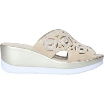 Schoenen Dames Sandalen / Open schoenen Valleverde 32150 Beige