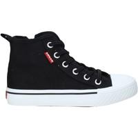 Schoenen Kinderen Hoge sneakers Levi's VORI0014T Zwart
