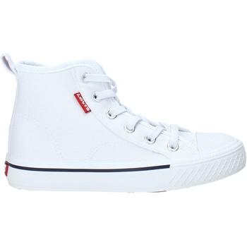 Schoenen Kinderen Hoge sneakers Levi's VORI0014T Wit