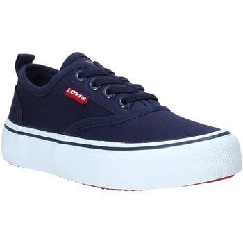Schoenen Kinderen Lage sneakers Levi's VBET0020T Blauw