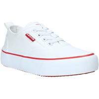 Schoenen Kinderen Lage sneakers Levi's VBET0020T Wit