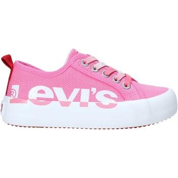 Schoenen Meisjes Lage sneakers Levi's VBET0022T Roze