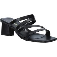 Schoenen Dames Sandalen / Open schoenen Grace Shoes 198004 Zwart