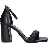 Schoenen Dames Sandalen / Open schoenen Grace Shoes 6293A035 Zwart