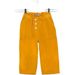 Textiel Kinderen Broeken / Pantalons Losan 026-9002AL Geel