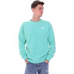Textiel Heren Sweaters / Sweatshirts Fila 688449 Groen