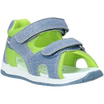 Schoenen Kinderen Sandalen / Open schoenen Chicco 01063481000000 Blauw