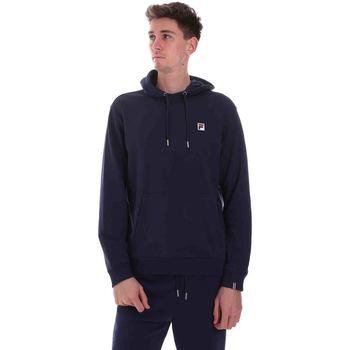 Textiel Heren Sweaters / Sweatshirts Fila 688566 Blauw