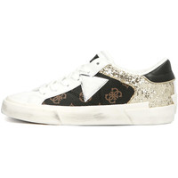 Schoenen Dames Lage sneakers Guess FL5WES FAL12 Bruin