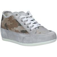 Schoenen Dames Lage sneakers IgI&CO 7157100 Grijs