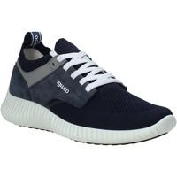 Schoenen Heren Lage sneakers IgI&CO 7124211 Blauw