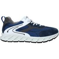 Schoenen Heren Lage sneakers IgI&CO 7126600 Blauw