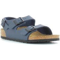 Schoenen Kinderen Sandalen / Open schoenen Birkenstock 233083 Blauw