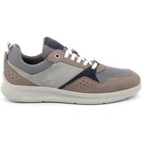 Schoenen Heren Lage sneakers Grunland SC5100 Grijs