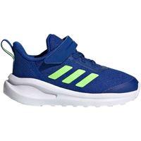 Schoenen Kinderen Lage sneakers adidas Originals FV2638 Blauw